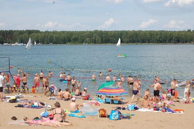32-latek z gminy Kcynia podpadł na kąpielisku. Interweniowała policja