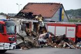 Jest komunikat Lidl Polska w sprawie poniedziałkowego pożaru marketu w Kielcach
