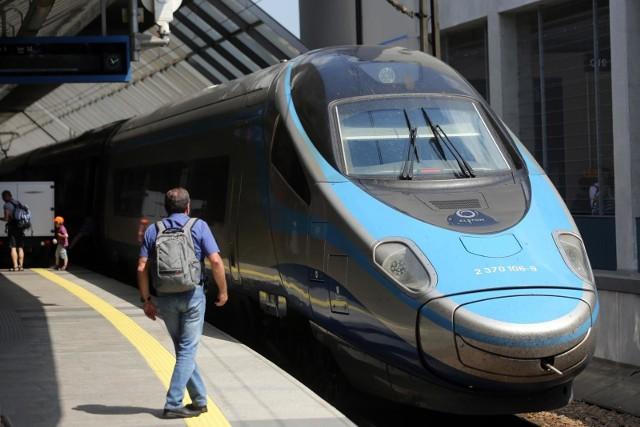 W okresie wakacyjnym na tory powrócą już niemal wszystkie pociągi kategorii Express InterCity Premium (EIP), obsługiwane przez składy Pendolino.