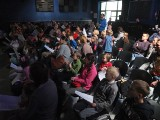 Niezwykłe bajkowe śpiewanie w amfiteatrze w Opolu [wideo]