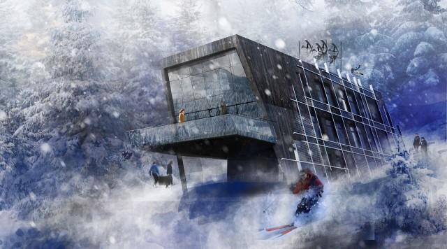 Projekt Anny Jankowskiej, studentki Wydziału Architektury PB zdobył prestiżową nagrodę PLGBC Green Building Awards. Adeptka architektury przygotowała projekt wyciągu narciarskiego i ośrodka sportowo-rekreacyjnego w Ogrodniczkach.WIĘCEJ:Projekt Ogrodniczek zrobił furorę w Polsce