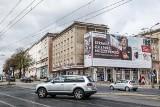 Ogromna reklama na rusztowaniu we Wrzeszczu dopuszczalna przez gdańską uchwałę krajobrazową