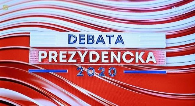 Debata prezydencka - środa godz. 21, TVP 1 i TVP Info.