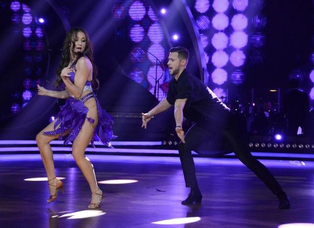 """Mikołaj Jędruszczak i Sylwia Madeńska w programie  """"Dancing with the Stars. Taniec z gwiazdami"""""""