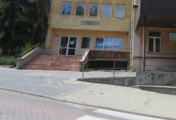 Ulica Karmelicka w Wadowicach