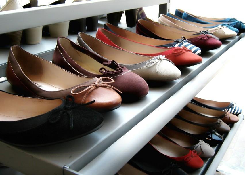 Półka na buty...