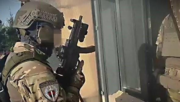 Policja zlikwidowała laboratorium metamfetaminy pod Zgorzelcem.