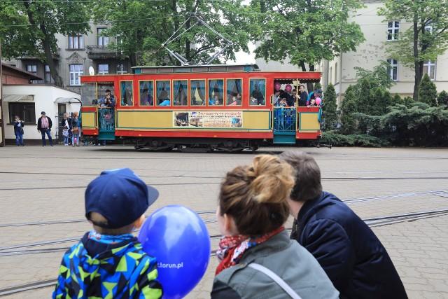 W czasie Europejskiego Dnia Bez Samochodu po ulicach Torunia będzie kursował zabytkowy tramwaj