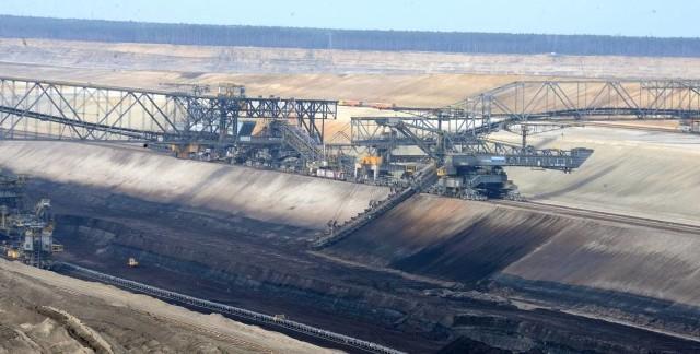 Mieszkańcy doskonale wiedzą jak wygląda kopalnia odkrywkowa. Mają je tuż za graniczną miedzą