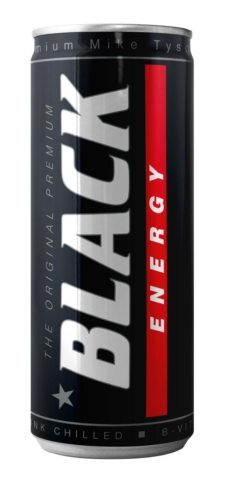Napój energetyczny Black 250 ml podrożał z ok. 3 zł do 5,49...