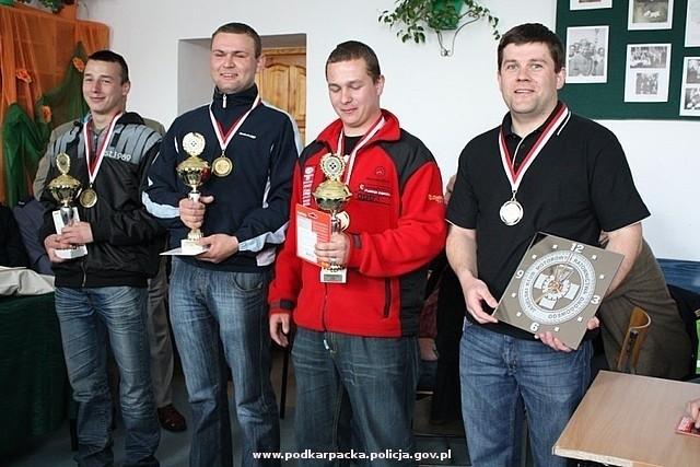 Zwycięcy turnieju: Zespół Szkół Technicznych w Jaśle