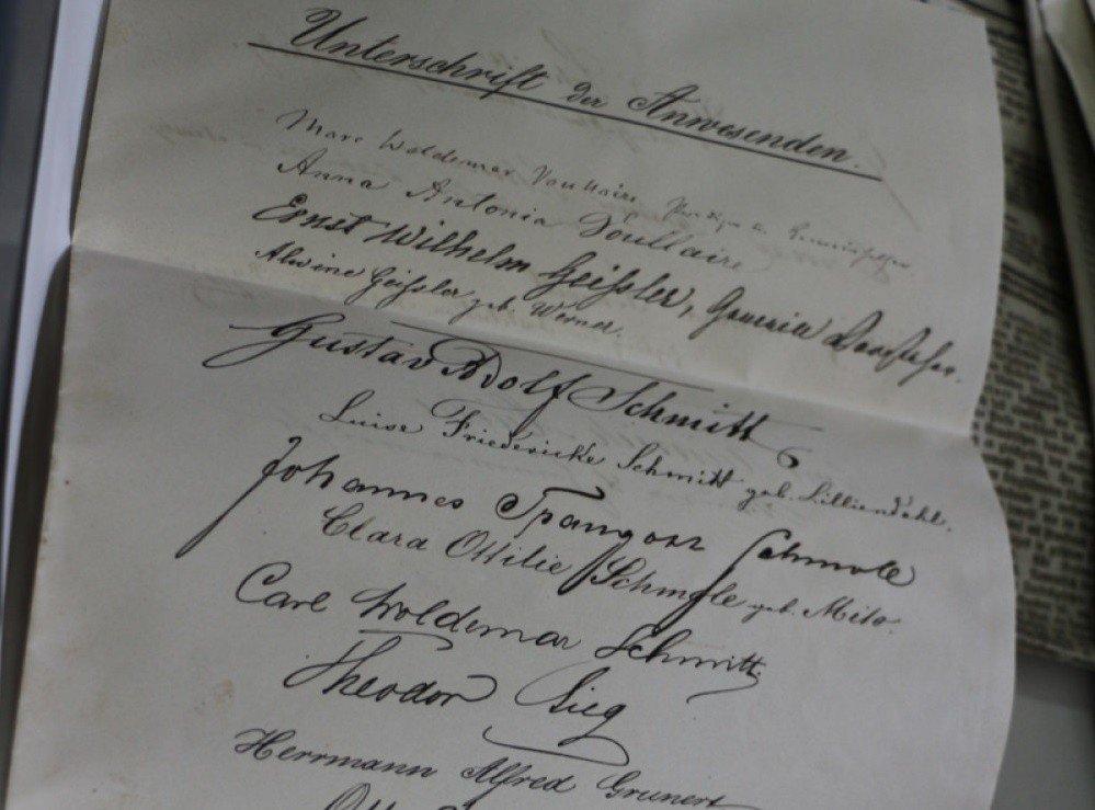 List Z Kapsuły Czasu Znalezionej W Nowej Soli Został Odczytany