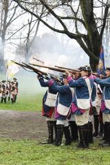 Rocznica bitwy pod Małujowicami. Zobacz zdjęcia z inscenizacji