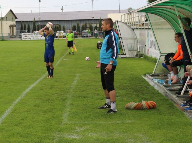 Mateusz Ostrowski, trener Ekoballu po porażce z FK Gerlachov