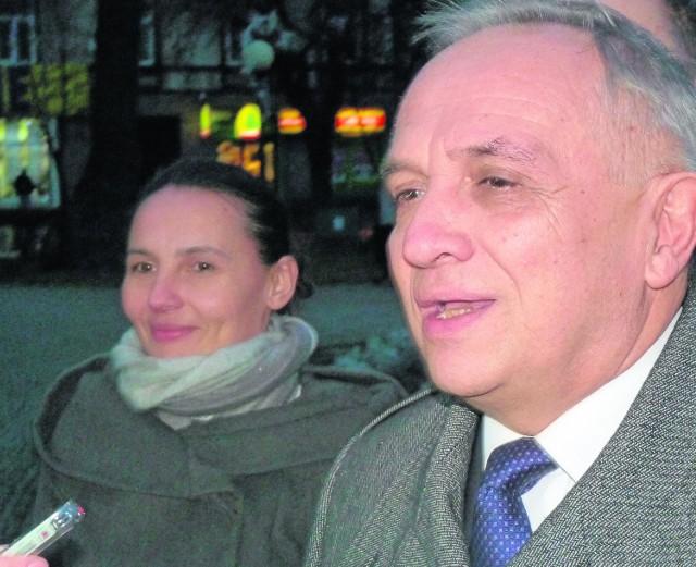 Wiesław Kamiński na spotkaniu z dziennikarzami poinformował, że będzie kandydatem PiS w wyborach  na prezydenta Radomska