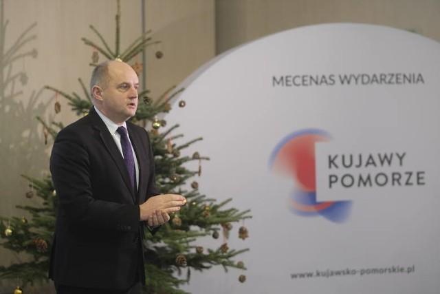 Stypendia marszałka województwa otrzymało 24 uczniów z ZS nr 2 w Chełmnie i ZSCKP w Grubnie
