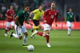 Po dwóch bliźniaczych akcjach Dania lepsza od Meksyku