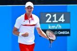 Tenis. Iga Świątek odpadła w półfinale w Ostrawie, Hubert Hurkacz finalistą turnieju w Metz