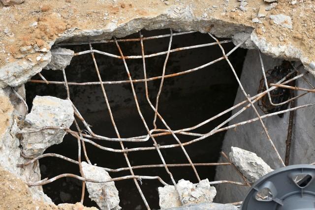 Trwa termomodernizacja i remont szpitala w Czeladzi. W ich trakcie dokopano się do tajemniczych tuneli Zobacz kolejne zdjęcia/plansze. Przesuwaj zdjęcia w prawo - naciśnij strzałkę lub przycisk NASTĘPNE