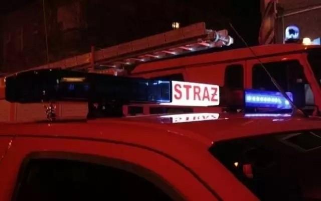 Opolskie. Pracowita noc i poranek strażaków. Pożary domów oraz warsztatu w Chróścinie