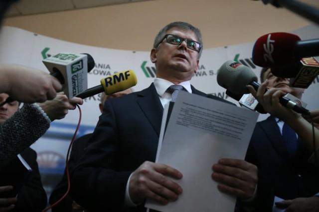 Minister Gawęda o uciepłowieniu Rybnika: Nie zapadła decyzja czy grzać będzie elektrownia czy elektrociepłownia, jak mówili posłowie