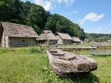 Pomysł na weekendowy wypad. Odwiedź Karpacką Troję w Trzcinicy, jeden z największych skansenów w Europie [ZDJĘCIA]
