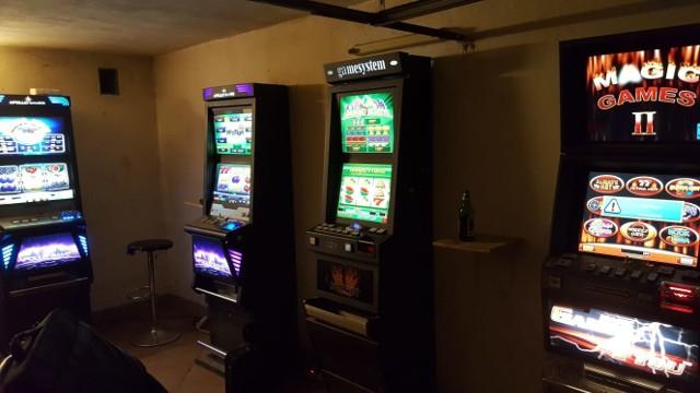 Giżycka policja zabezpieczyła cztery nielegalne automaty do gier hazardowych