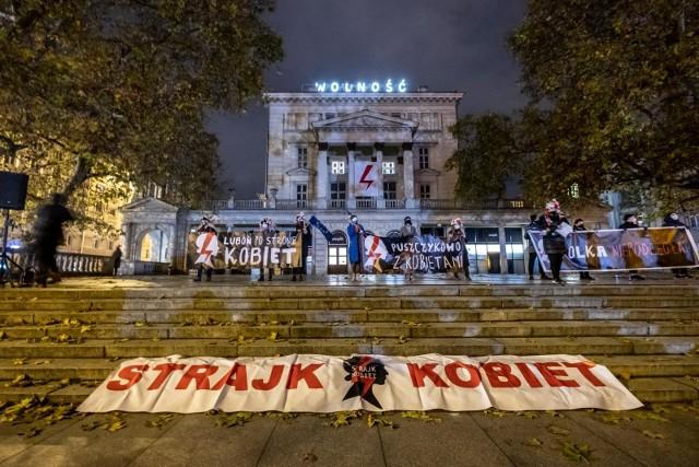 Wyrok Trybunału Konstytucyjnego z października 2020 roku w sprawie aborcji wywołał ogromne protesty w całej Polsce, w tym także w Poznaniu