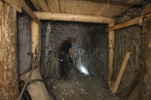 Dzięki pomocy publicznej Kopalnia Soli w Wieliczce może kontynuować prace zabezpieczające w bezcennym zabytku