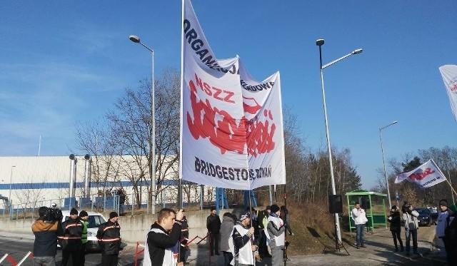 Bridgestone podtrzymał decyzję o zwolnieniu pracownika