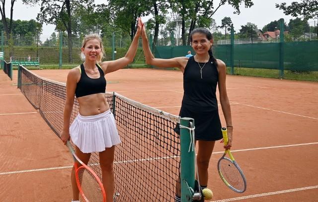 Turniej tenisowy w Olkuszu