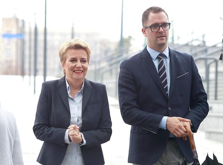 Paweł Bliźniuk to od kilkunastu lat bliski współpracownik Hanny Zdanowskiej, nie tylko w PO, bo od ponad roku także w łódzkim magistracie