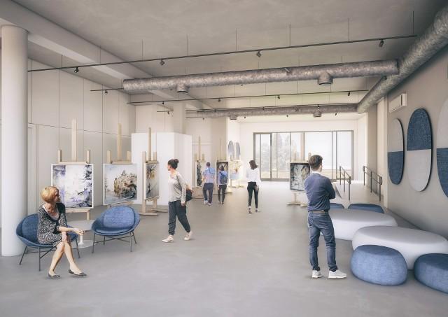 W projekcie przy Al. Marcinkowskiego 28 przewidziano około 380 m2 przestrzeni ogólnodostępnych dla zwiedzających oraz ponad 570 m2 przestrzeni warsztatowej i seminaryjnej do prowadzenia edukacjiartystycznej. Wartość projektu to niecałe 25 mln zł. Projekt jest współfinansowany przez Unię Europejską ze środków Europejskiego Funduszu Rozwoju Regionalnego.