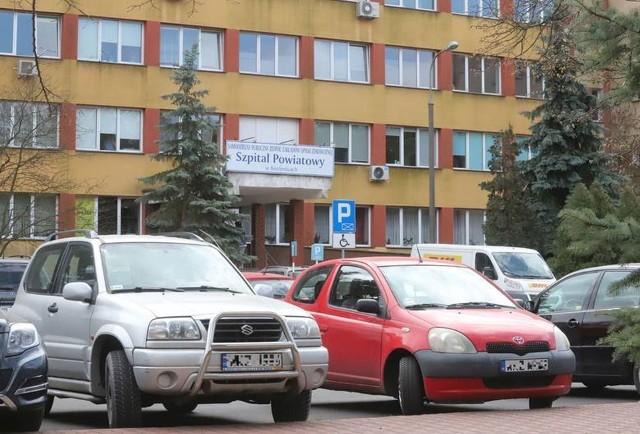 Kozienicki szpital jest zobligowany do przyjmowania pacjentów z COVID-19.