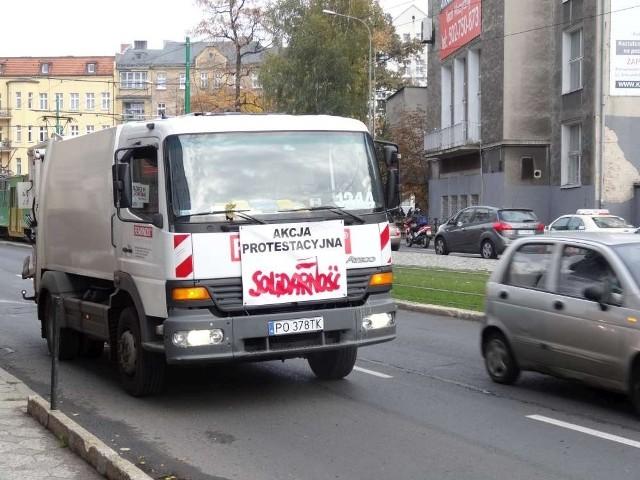 Solidarność z Remondisu rozszerza akcję protestacyjną. W listopadzie zorganizuje manifestację