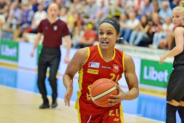 Kourtney Treffers będzie chciała odegrać większą rolę w nadchodzącym sezonie Basket Ligi Kobiet