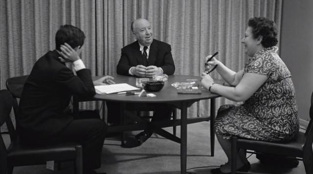 Dwóch mistrzów kina w filmie dokumentalnym Hitchcock/Truffaut