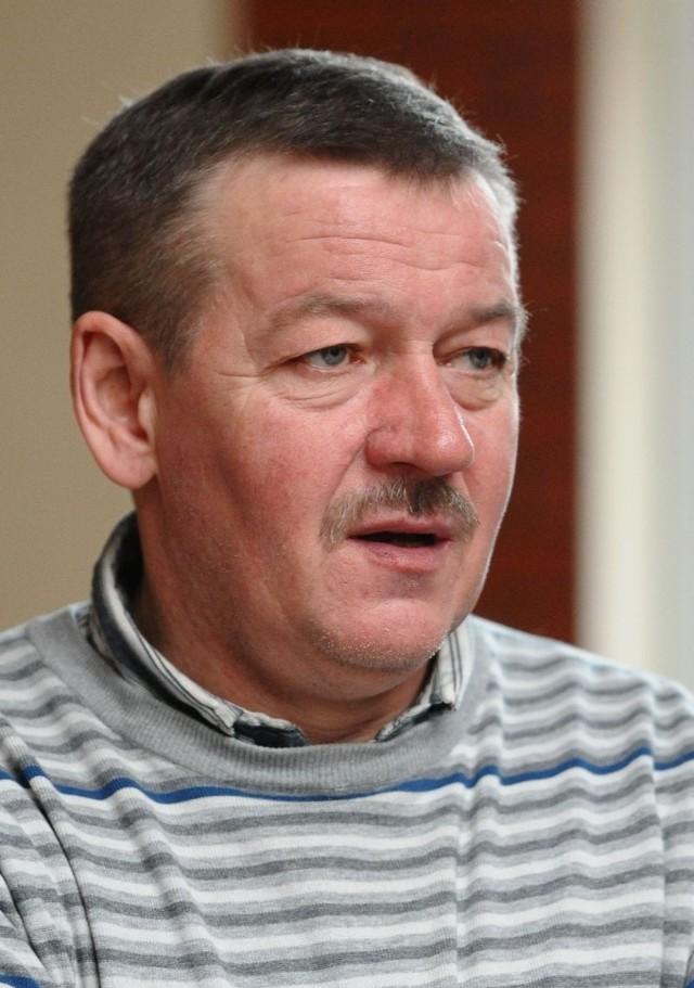 Wiesław Wraga niepokoi się o losy klubu z al. Piłsudskiego