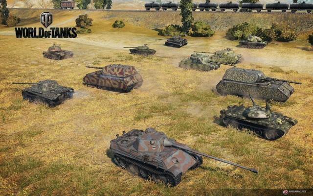 World of TanksWszystkie modele czołgów, które doczekały się lepszego wyglądu dzięki aktualizacji 9.0 do gry World of Tanks