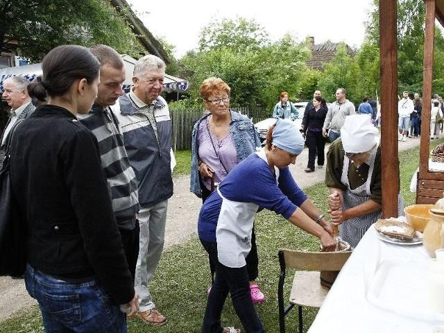 festyn kulinarny podobał się gościom muzeum