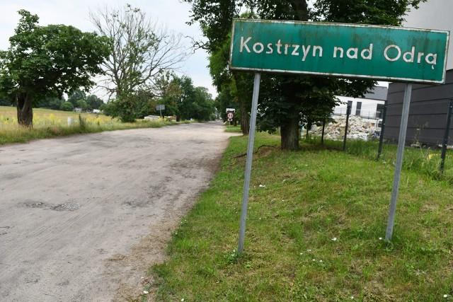Ruszyła przebudowa ul. Wyszyńskiego na os. Warniki w Kostrzynie. Planowo inwestycja ma się zakończyć do listopada 2022 r.