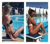 Piękne polskie pływaczki na wakacjach na Teneryfie. Wśród nich jest białostoczanka Anna Dowgiert [ZDJĘCIA]