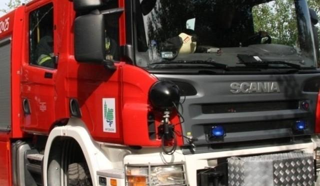 W ugaszeniu pożaru auta pomogli świadkowie zdarzenia
