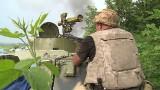 Słowiańsk. Zniszczenia po starciach między armią a separatystami (wideo)