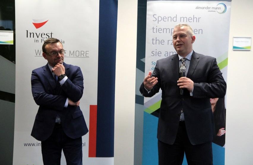 Nowe centrum usług w gdańskiej Alchemii. Alexander Mann Solutions planuje zwiększyć zespół o kolejne 100 osób [ZDJĘCIA]