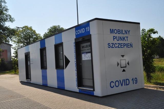 Od środy, 9 czerwca zacznie działać w Słubicach Mobilny Punkt Szczepień, który stanął przy Urzędzie Miejskim (ul. Akademicka 1).