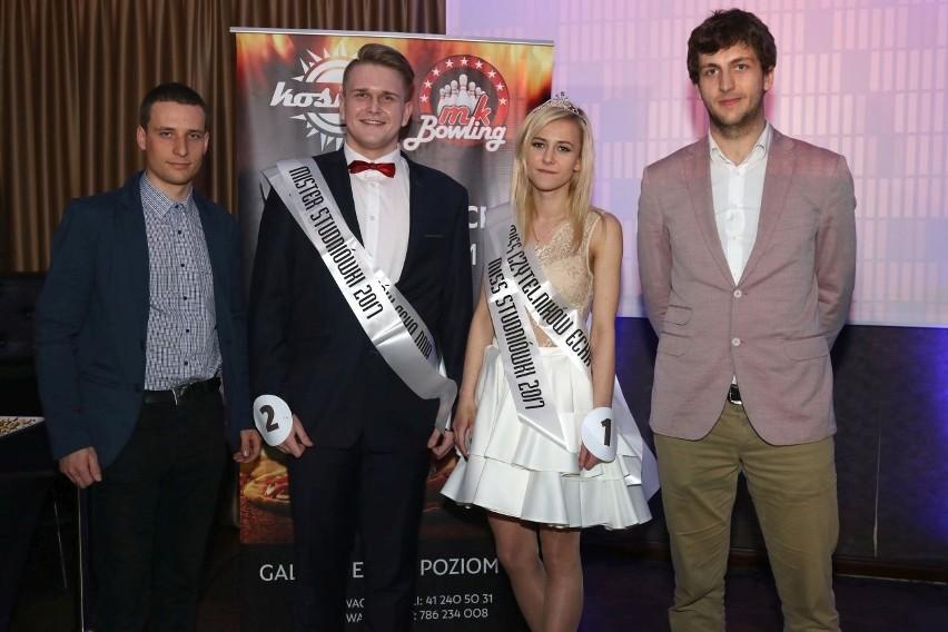 Finał Miss i Mistera Studniówki 2017. Oto laureaci [zapis transmisji]