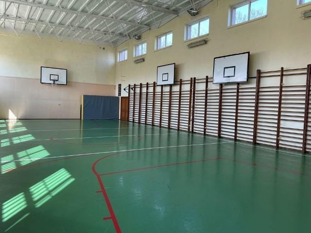 Sala gimnastyczna w Zespole Szkół imienia Korpusu Ochrony Pogranicza w Szydłowcu ma być wyremontowana.