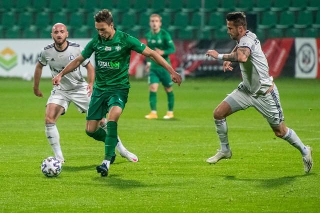 Mateusz Kupczak i Mario Rodriguez meczem ze Stalą Mielec najprawdopodobniej zakończyli dla siebie granie w piłkę nożną w tym roku kalendarzowym.