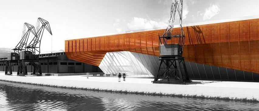 Morskim Centrum Nauki w Szczecinie - wizualizacja